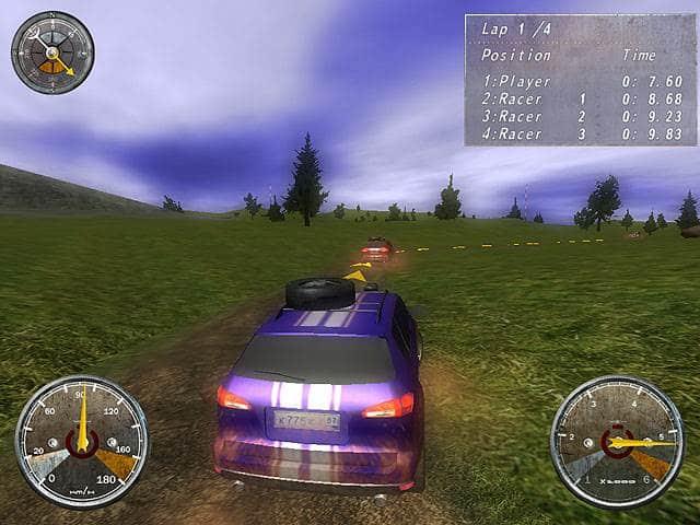 donwload Extreme 4x4 Racing