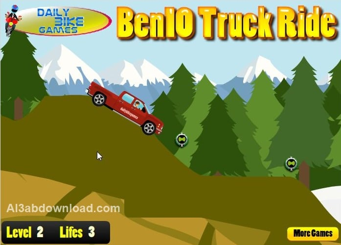 download Ben 10 Truck Ride