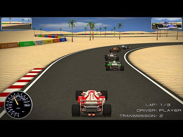 تحميل لعبة سباق السيارات الفورمولا ون Car Racing مجانا كاملة