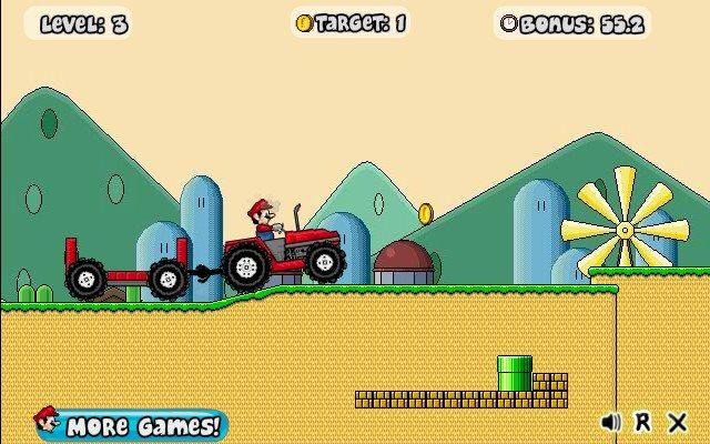 download Mario Tractor