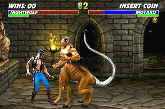 download  Mortal Kombat 3