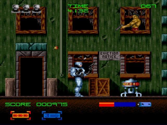 تحميل العاب برابط واحد مباشر وسريع - لعبة الشرطي الالي Robocop