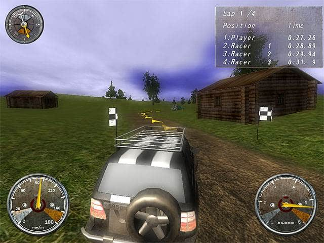 free download Extreme 4x4 Racing