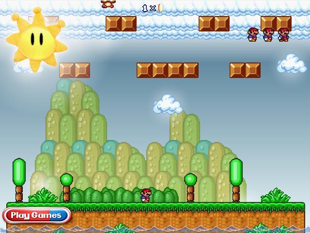 free download mario games