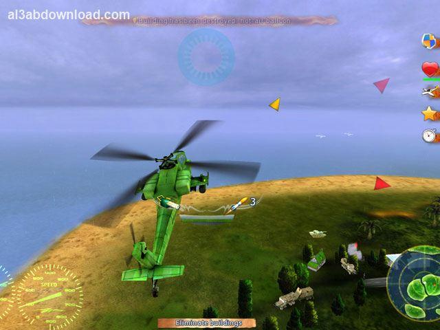 تحميل لعبة الطائرات الحربية الحديثة Modern Warplanes للاندرويد والكمبيوتر