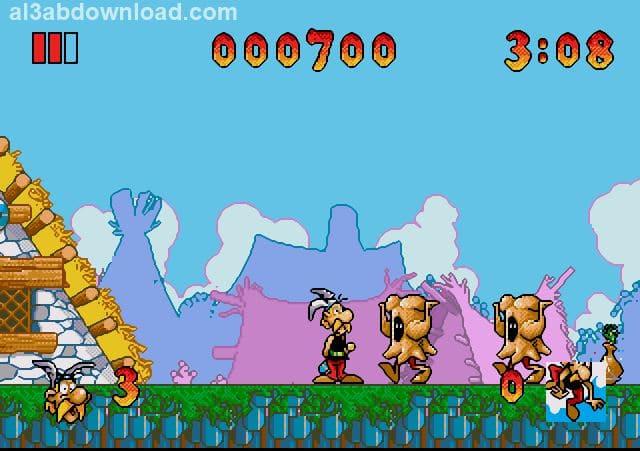 تحميل العاب أستريكس والأصدقاء للكمبيوتر والاندرويد Asterix and Friends