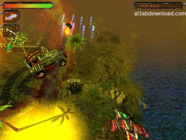 free download Air Hawk 3 Desert Storm