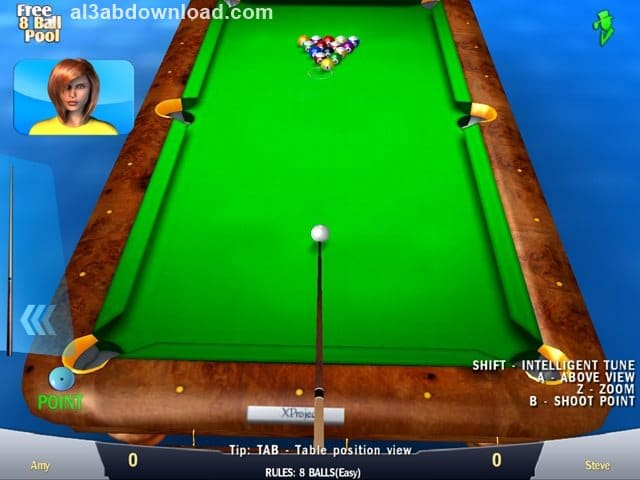 free download Free 8 Ball Pool