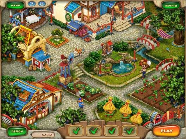 free full Farmscapes game