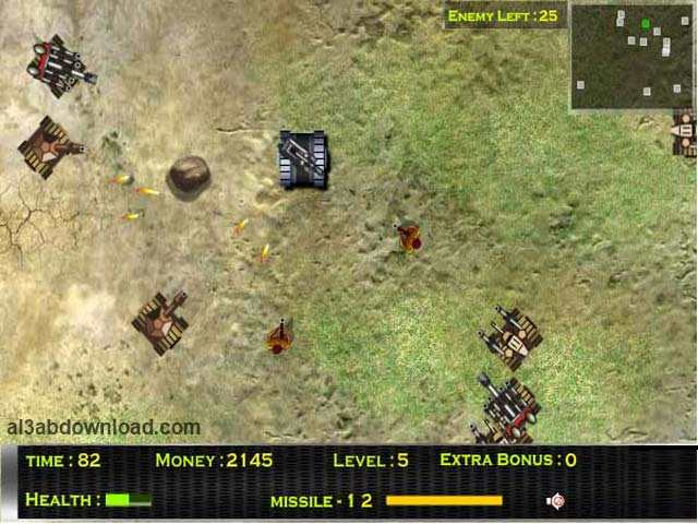 Furious Tank download free full game