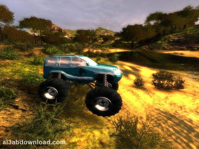 download Bigfoot 4x4 Challenge free