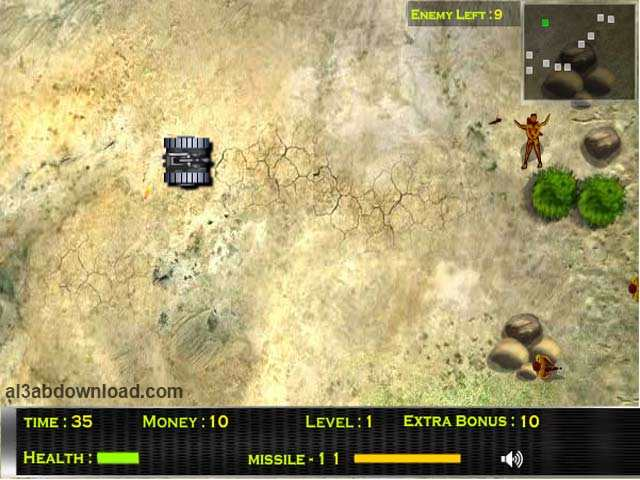 تحميل لعبة حرب الدبابات العسكرية للكمبيوتر والاندرويد War Machines Tank