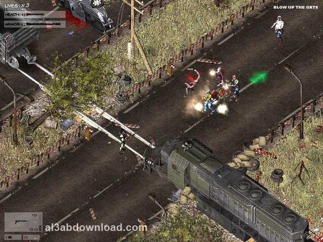 تحميل لعبة قتال الزومبي للاندرويد والكمبيوتر Zombie Shooter مجانا