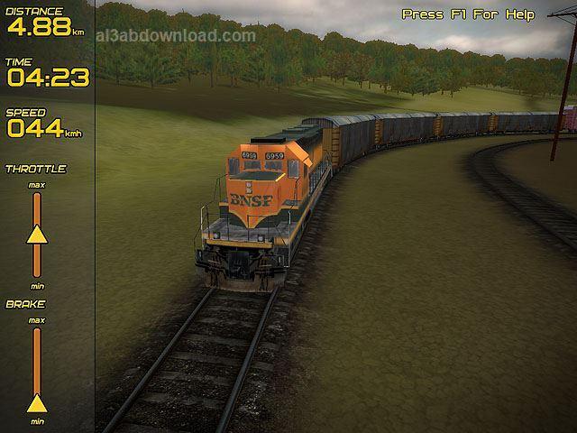 تحميل لعبة قيادة القطار وتوصيل الركاب مجانا للكمبيوتر