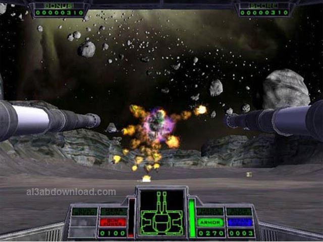 تحميل لعبة حرب النجوم مضغوطة بحجم صغير