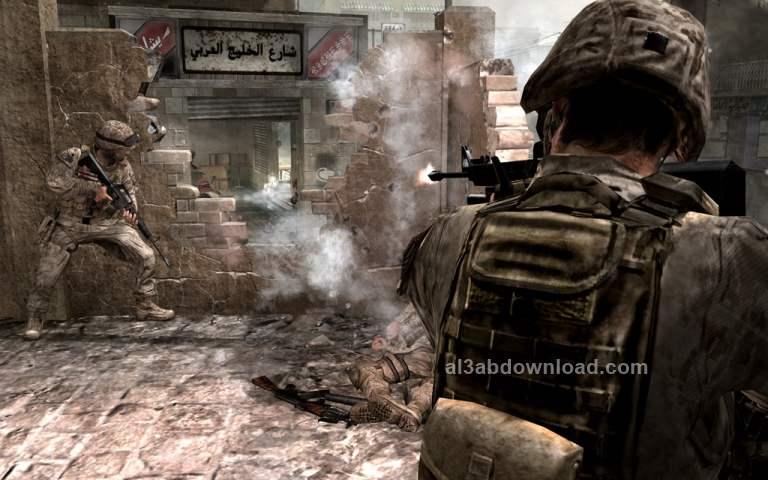 تحميل لعبة كول اوف ديوتي 2016 للكمبيوتر Call Of Duty مضغوطة