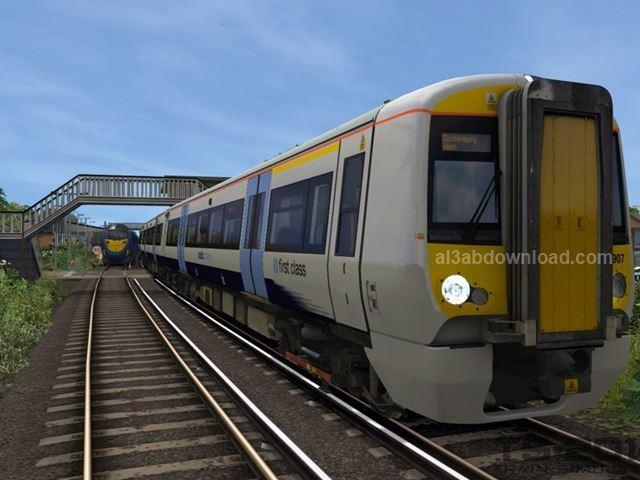 تحميل لعبة قطار البضائع مجانا Freight Train Simulator