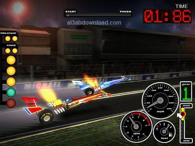تحميل العاب سباق سيارات 2017 Ultra Drag Racing للكمبيوتر