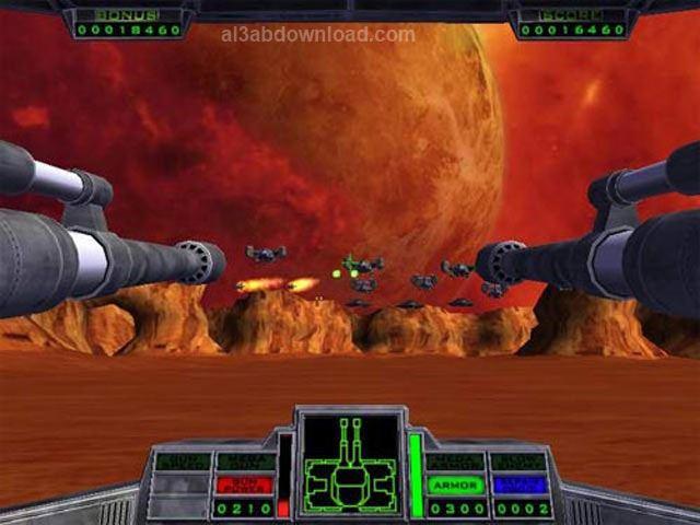 تحميل لعبة حرب النجوم Star Gunner من ميديا فاير