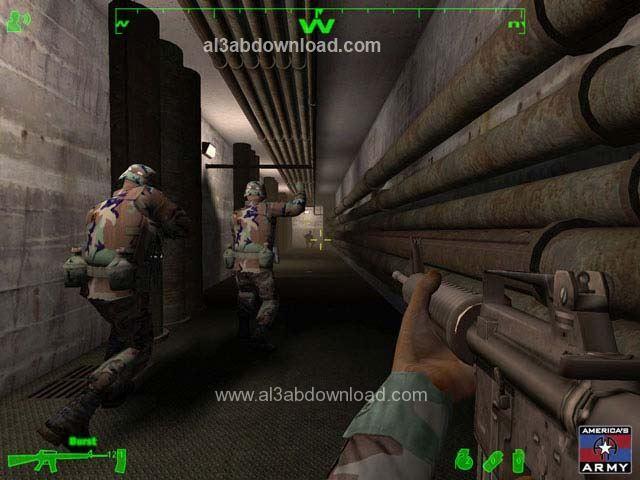تحميل لعبة الجيش الامريكي Americas Army مجانا برابط واحد