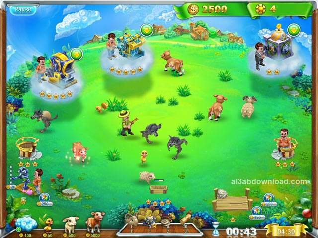 تحميل لعبة المزرعة السعيدة العالمية للكمبيوتر Download Farm World