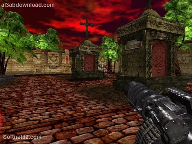تحميل اجمل العاب الاكشن للكمبيوتر Cemetery Warrior 2