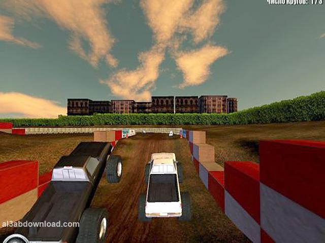تحميل العاب السيارات الضخمة مجانا للكمبيوتر Monster Trucks