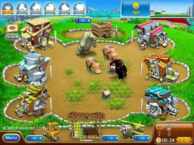 تحميل جميع اصدارات لعبة المزرعة السعيدة للكمبيوتر والاندرويد