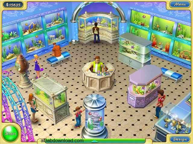 تحميل لعبة فيش شوب Tropical Fish Shop 2