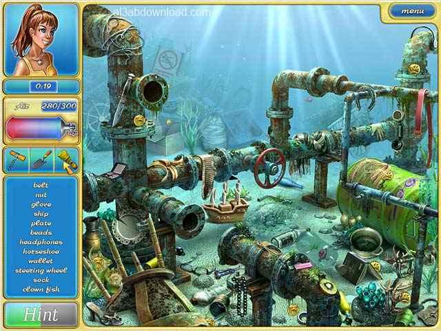 تحميل لعبة فيش شوب Tropical Fish Shop - تحميل العاب بنات