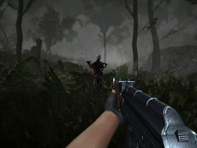 تحميل لعبة زومبي شوتر Zombie Shooter مجانا