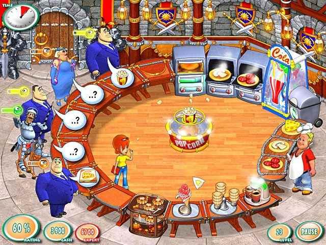تحميل لعبة مطعم البيتزا Pizza Restaurant Game
