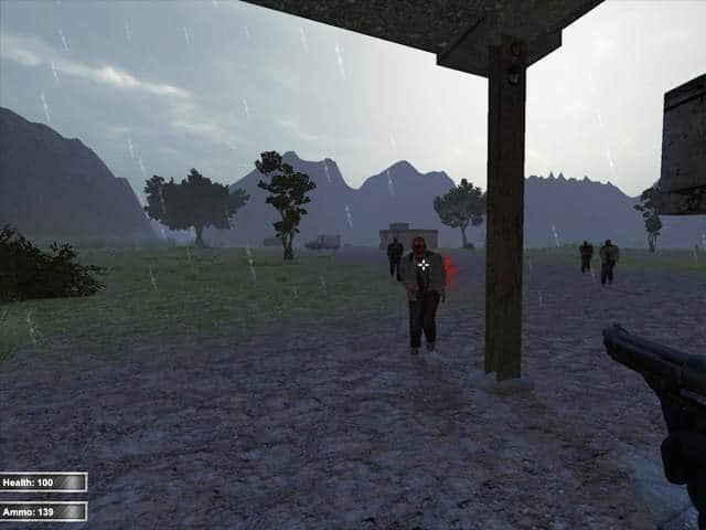 تحميل لعبة الهجوم العنيف والقضاء على الزومبي المتوحشين