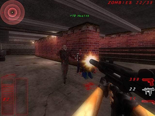 تحميل لعبه قتال الزومبى للكمبيوتر Zombie Outbreak Shooter