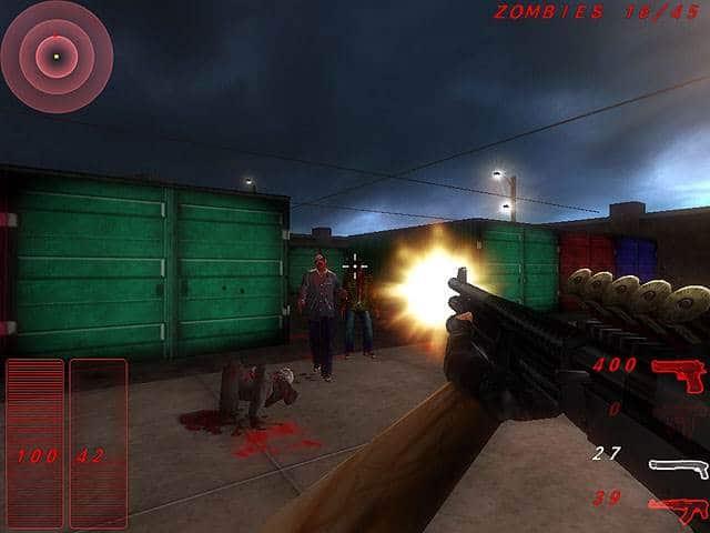 تحميل العاب قتال الزومبي Zombie Outbreak Shooter مجانا للكمبيوتر