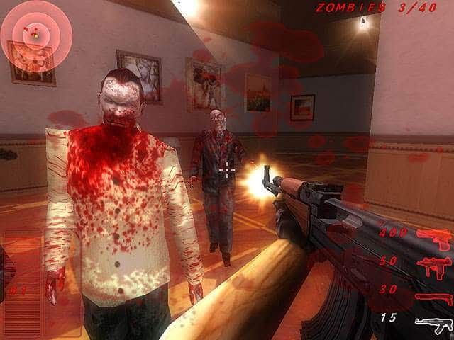 تحميل لعبة حرب وحوش الزومبي Zombie Outbreak Shooter