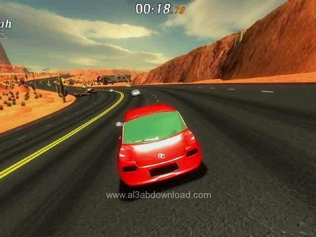 تحميل لعبة سباق السيارة المجنونة كريزي كار Crazy Cars