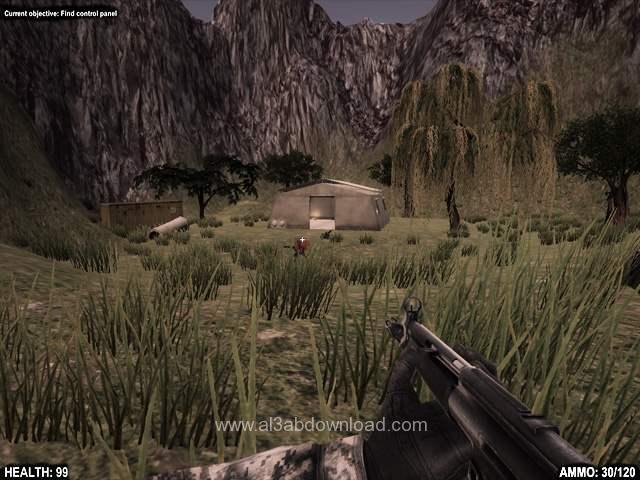 تحميل لعبة حرب المرتزقة Mission Escape from Island