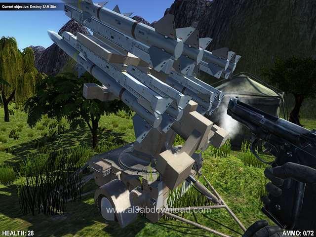 تحميل العاب حربية عسكرية اكشن للكمبيوتر حرب المرتزقة Mission Escape