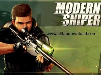 تحميل العاب حربية لعبة القناص الحديثة Modern Sniper اخر اصدار
