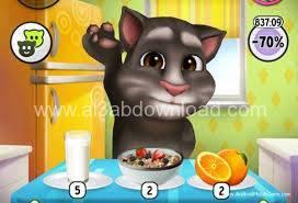 تحميل لعبة القط المتكلم Talking Tom Cat 2