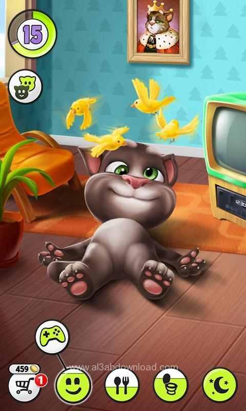 لعبة القط المتحدث توم
