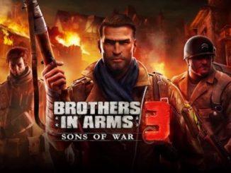 تحميل لعبة brothers in arms اخوة في الحرب