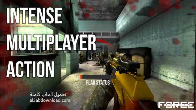 تحميل اقوى لعبة اطلاق نار وتصويب للاندرويد كاملة Bullet Force