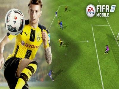 تحميل لعبة فيفا موبايل فوتبول مجانا كاملة للاندرويد FIFA Football