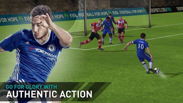 تحميل لعبة فيفا FIFA Mobile 5.5 كاملة للكمبيوتر والاندرويد