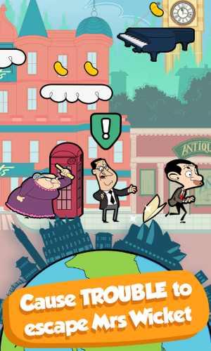 تحميل لعبة مستر بن Mr Bean للكمبيوتر والاندرويد برابط سريع