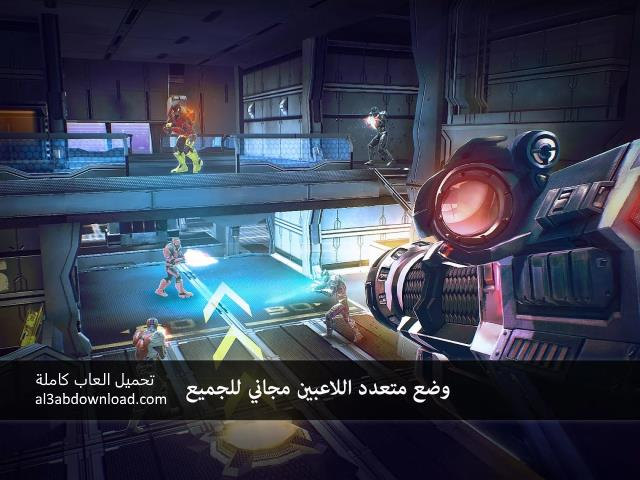 تحميل افضل لعبة اكشن للاندرويد 2017 مجانا وبرابط مباشر Legacy