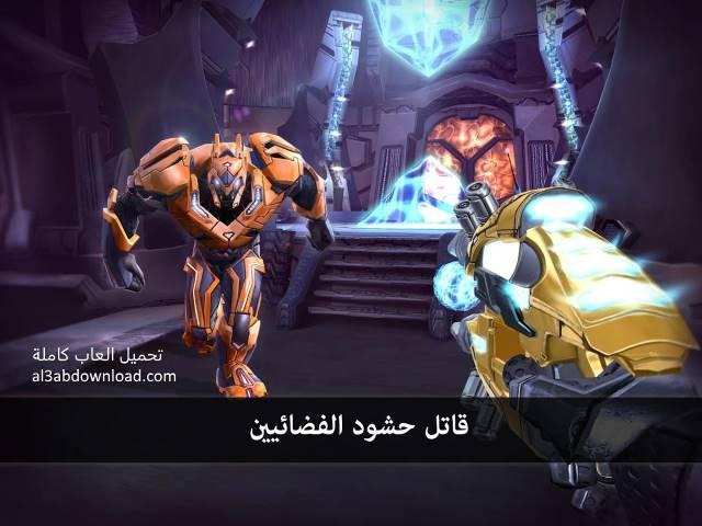 تحميل لعبة قتال وحوش الفضاء المتحولين مجانا كاملة للاندرويد 2017