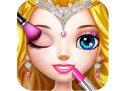 تحميل لعبة صالون تجميل البنات 2018 مجانا للاندرويد Makeup Salon